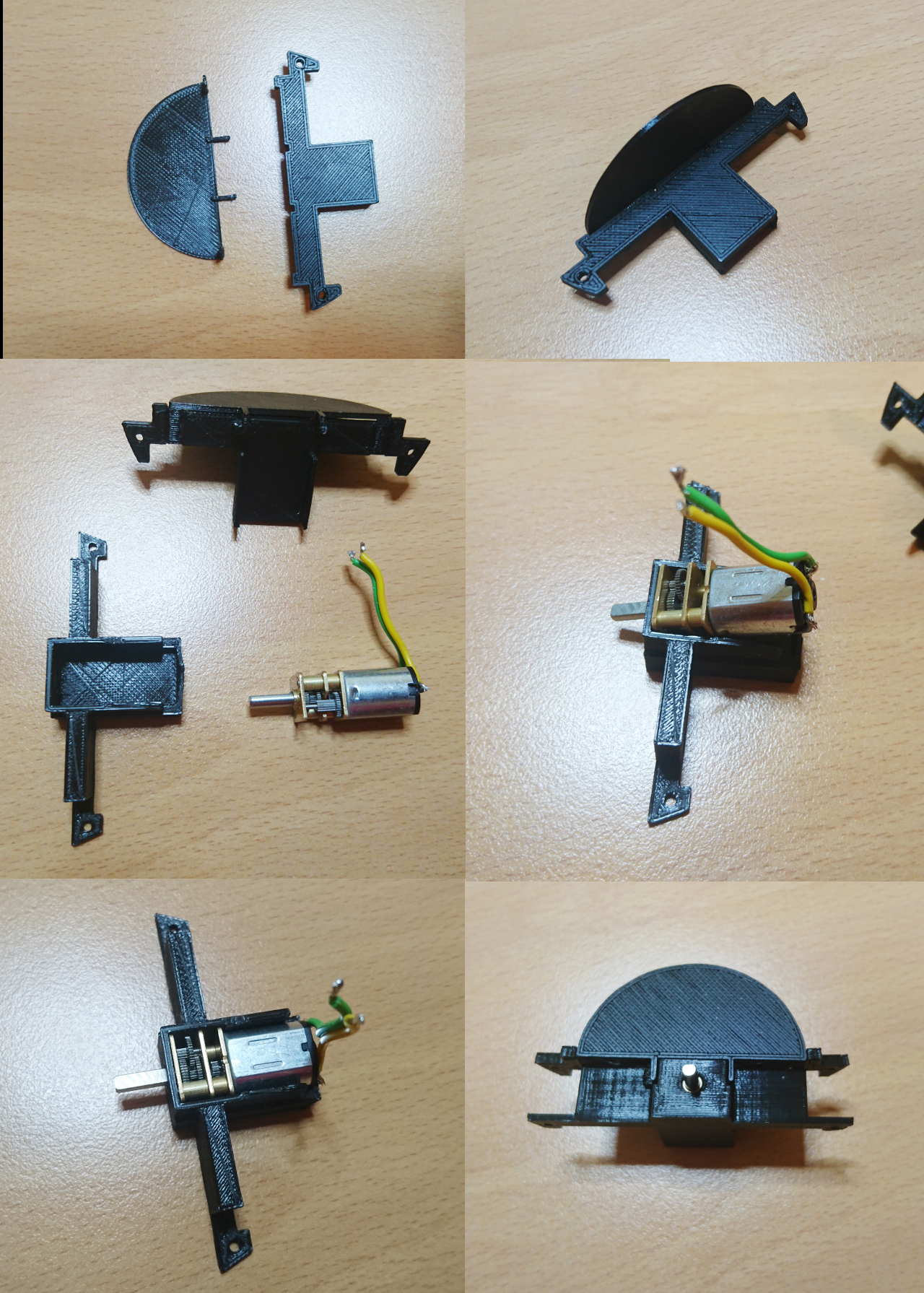 Assembling Wheel Part 1
