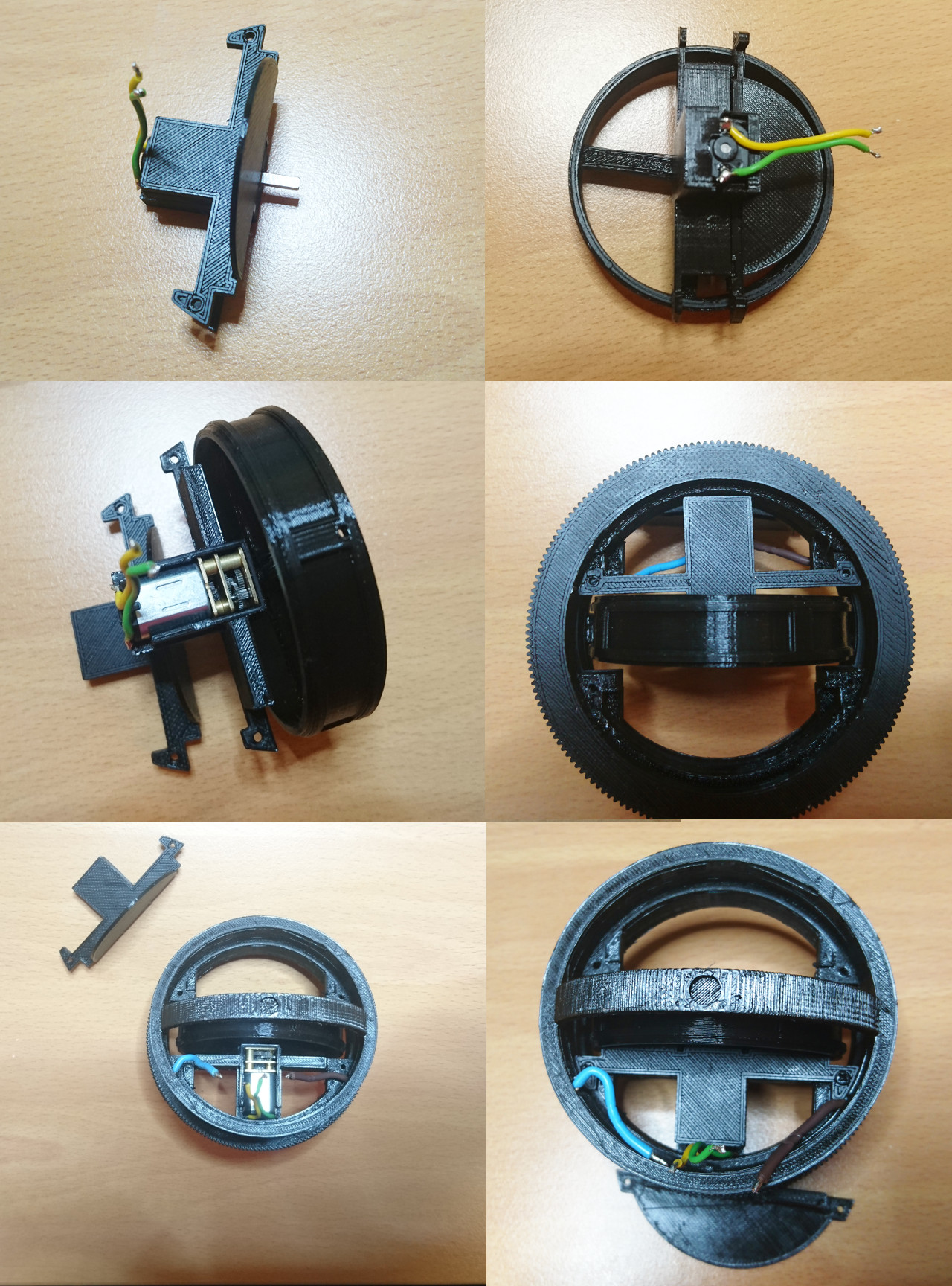 Assembling Wheel Part 2